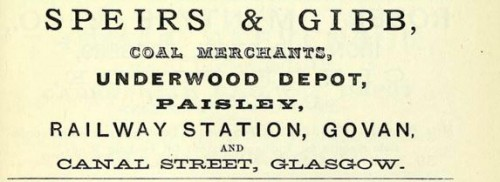 speirs gibb coal merchants