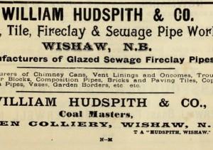 william hudspith 1893