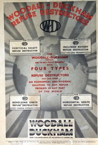 woodhall duckham WD