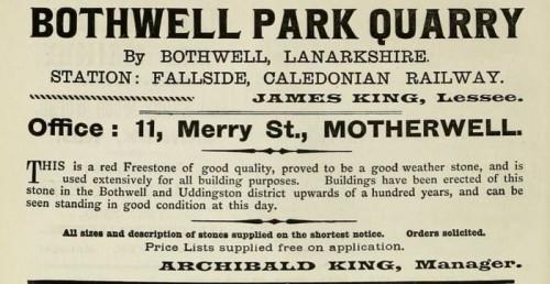 1893 Bothwell Park