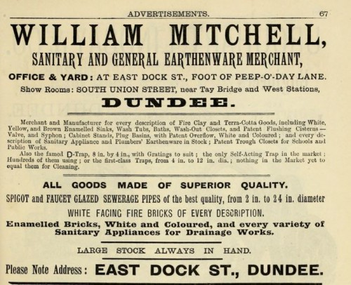 1893 Mitchell Dundee