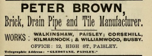 1893 Peter Brown