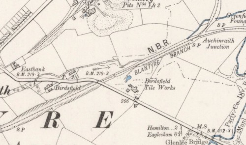 1897 Birdsfield Tile Works
