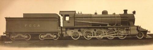 FCCA Railway