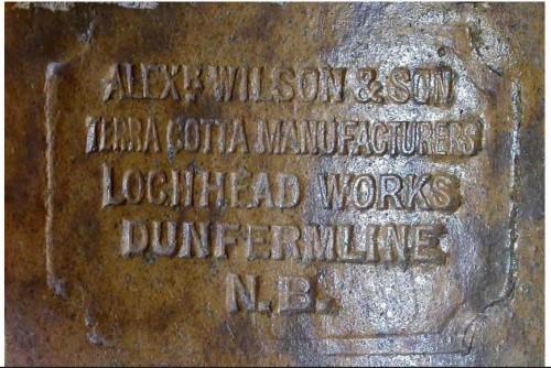 alexander wilson & son Lochhead Dunfermline