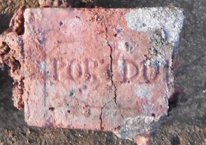 Port Dundas  brick