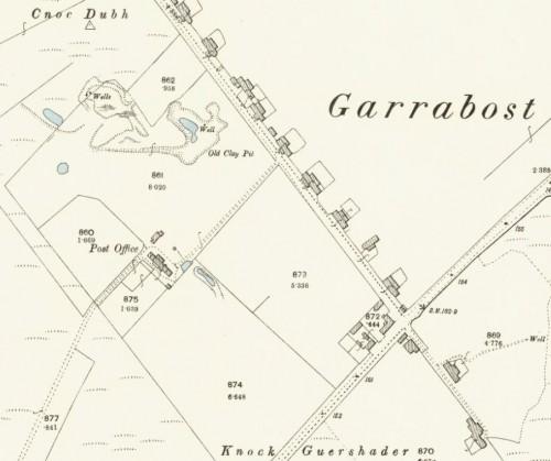 1895 GARRABOST BRICK WORKS