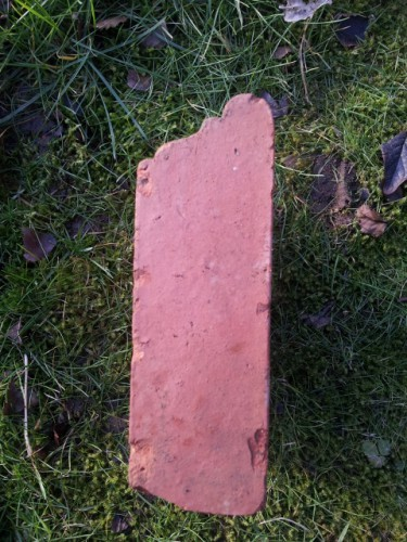 tile found dunaskin Dalmellington