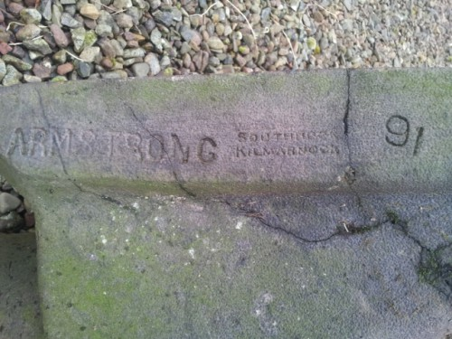 Armstrong Southhook Kilmarnock 91
