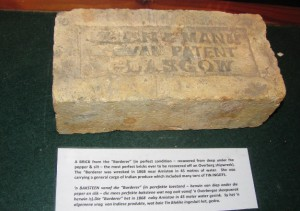 ALLAN MANN GOVAN PATENT GLASGOW  BRICK SHIP WRECK BORDERER 1868 ARNISTON (640x440)