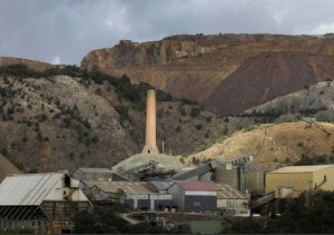 Smelter Cotty Tasmania