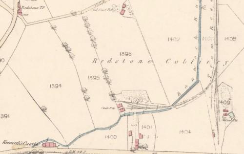 1858 Redstone Colliery