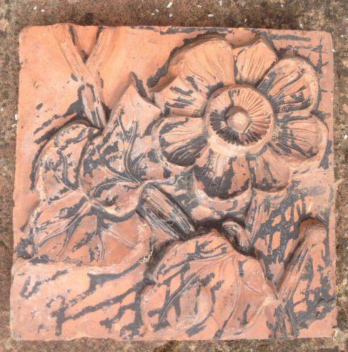 ornate tile Bonshaw tile works