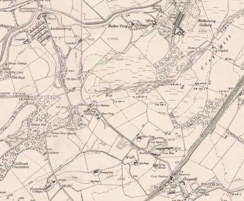 croy near cumbernauld