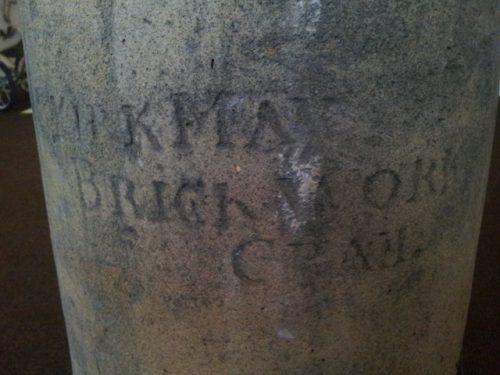 Kirkmay Brick Works Crail