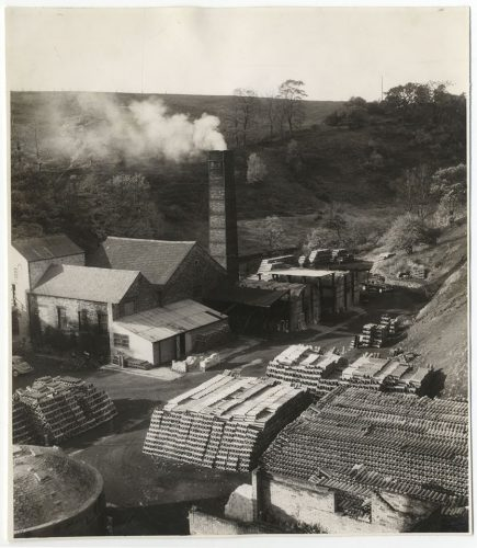 tyne-fireclay-co-ltd-haltwhistle-northumberland-1964