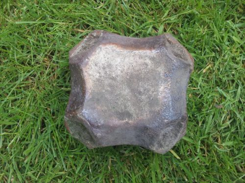 unidentified fire clay object Perceton J & M Craig