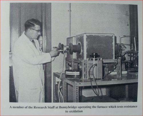 bonnybridge lab tech