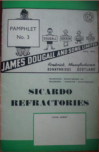 cover JAMES DOUGALL SICARDO ALUDO
