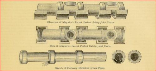maguires patent safety joint drain