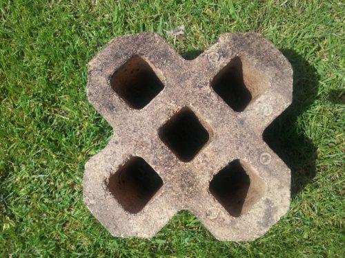 Thistle checker - Mckee design