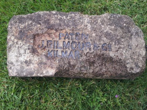 Patent J Gilmour & Co Kilmarnock