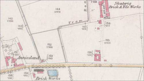 1857 Anniesland brick works