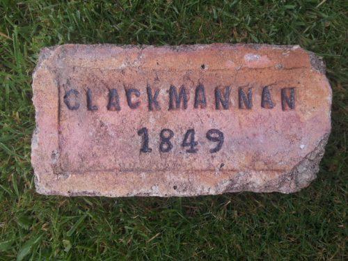 Clackmannan 1849