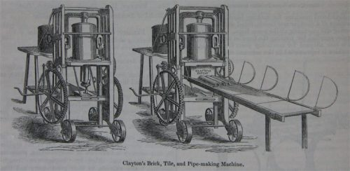 clayton brick tile and pipe maker