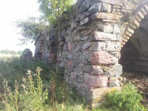 Whitrighill Bog Brick and Tile Works, Near Mertoun, St. Boswells, Scottish Borders