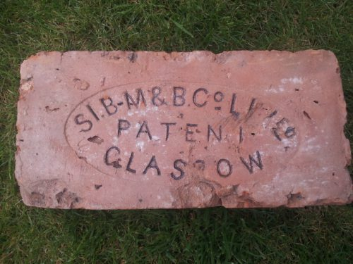 SIB – M & B Co LIMed Patent Glasgow