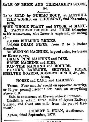 linthill-brick-and-tile-works-auction-1876
