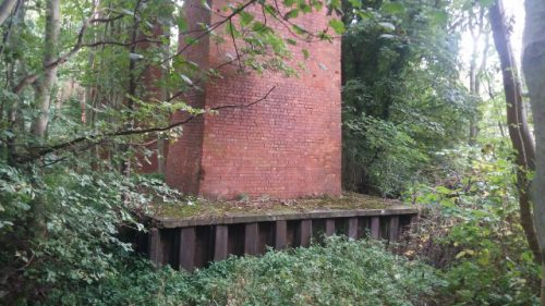 eyemouth viaduct in Ayton made from Linthill brick