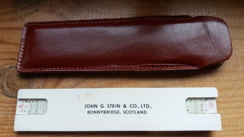 John Stein & Co memorabilia - harley marshall