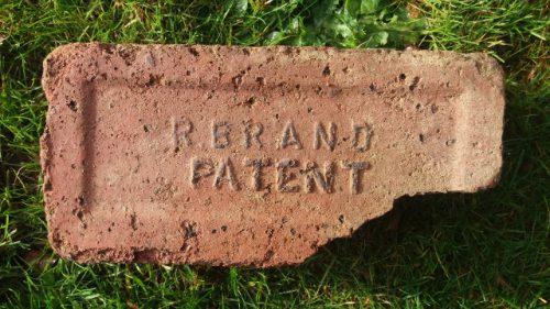 R Brand Patent