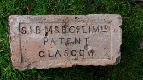 SIB - M & B Co LIMed Patent Glasgow