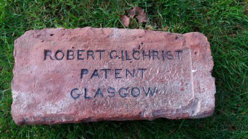 Robert Gilchrist Patent Glasgow