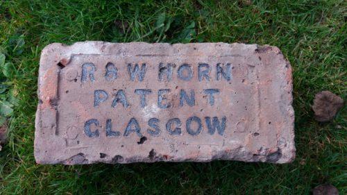 R & W Horn Patent Glasgow