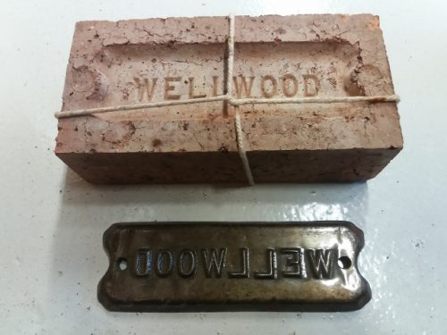 wellwood and brass name stamp