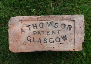 Thomson Patent Glasgow | Scotland's Brick Manufacturing Industry